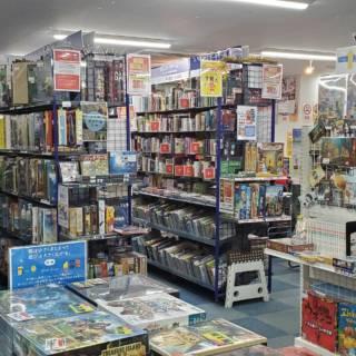 Surugaya Akihabara Game Museum