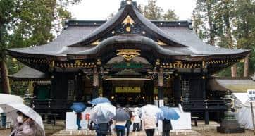 Katori Shrine Sawara Chiba