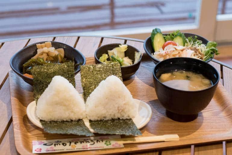 Narita restaurant Kitchen Tako