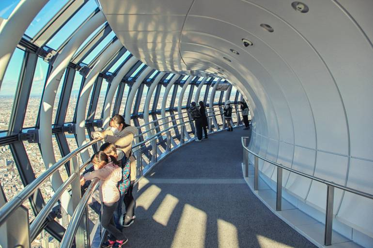 skytree tembo observation deck