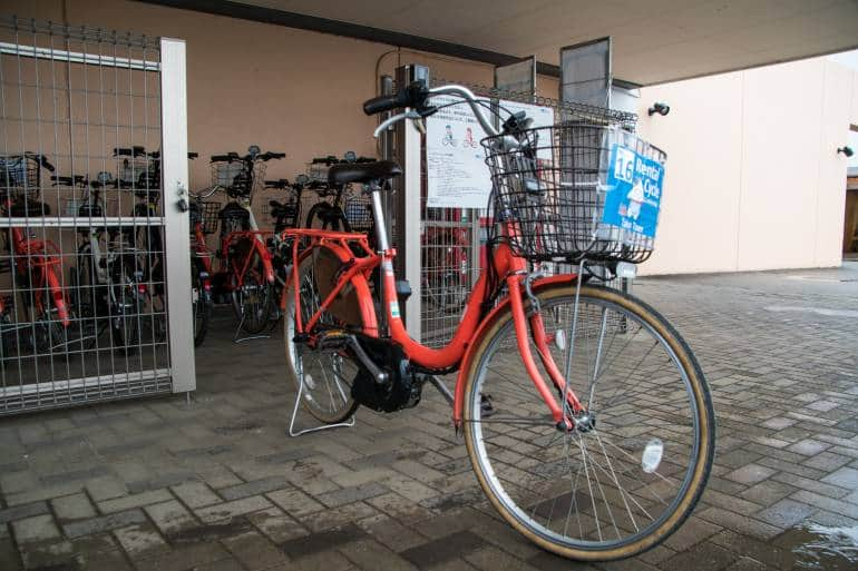 narita bike rental