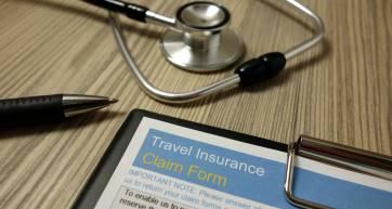 travel insurance claim form sample