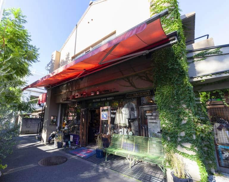 Daikanyama shop