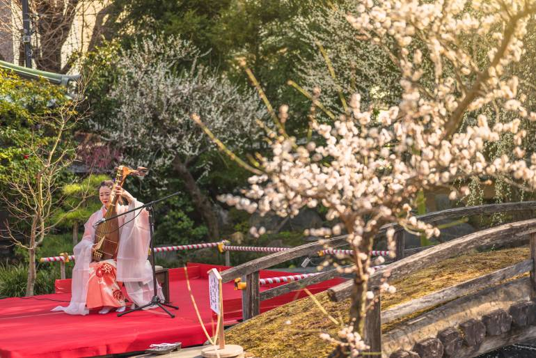 plum festival tokyo