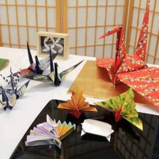 A Thousand Cranes: Tokyo Origami Workshop