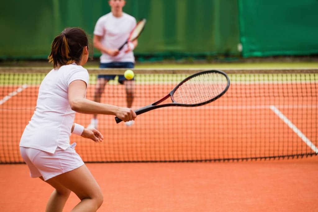 Tokyo tennis clubs