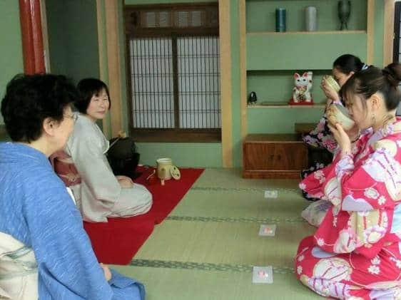Tokyo tea ceremony tour Tiqets