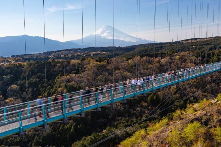 mishima skywalk fuji