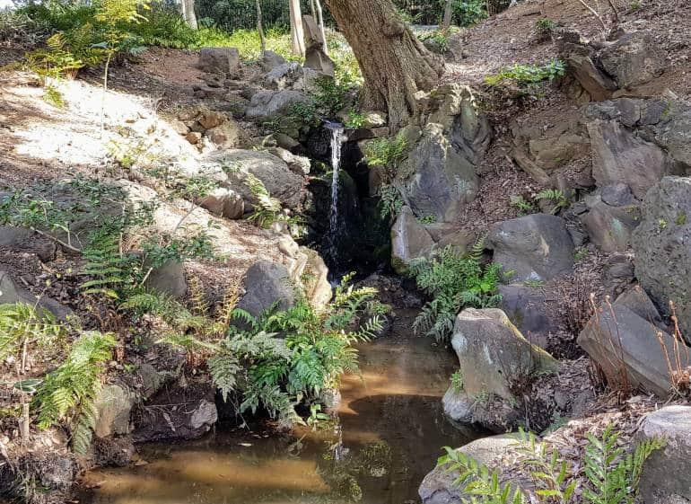 Higo Hosokawa Waterfall