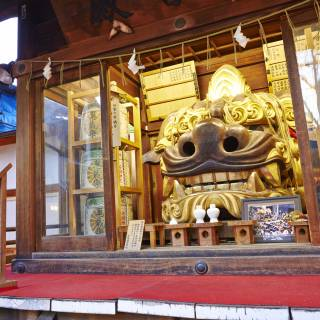 Namiyoke Inari Shrine