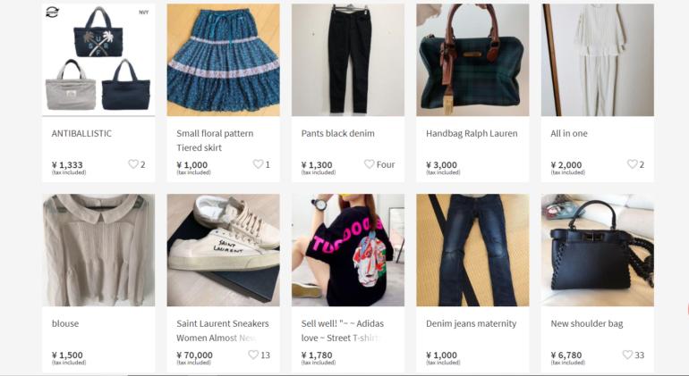 online shopping japan