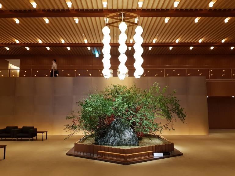 The Okura Lobby