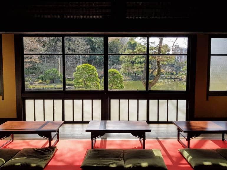 Shouseikaku Tea Room