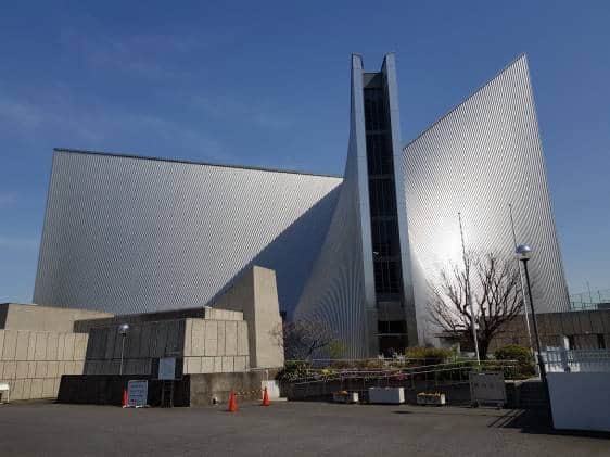 St Mary's Cathedral Tokyo