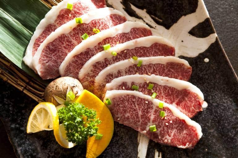 wagyu beef furusato nozei option