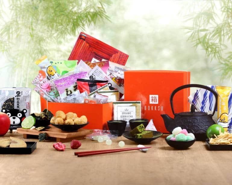 Bokksu Japanese subscription snack box
