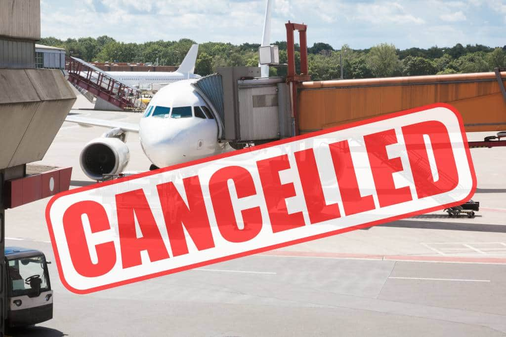 japan cancelled trip