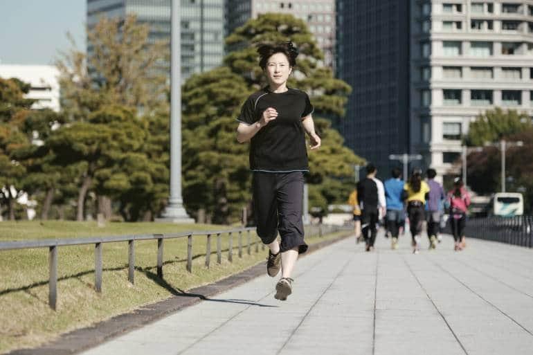 jogger tokyo