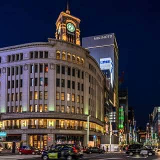 Attractions in Ginza