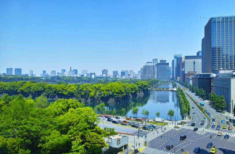 Hibiya, Tokyo
