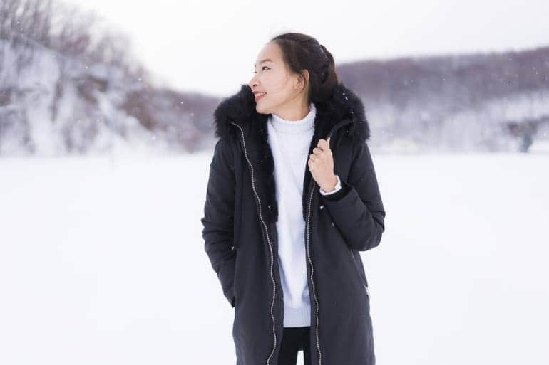tokyo winter guide - what to wear