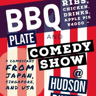 4th of July Comedy Show + Dinner
