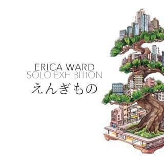 Engimono: Erica Ward Solo Exhibition