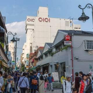 Attractions in Kichijoji