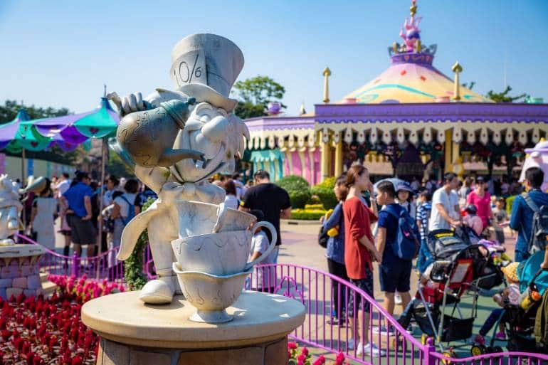 Mad Hatter, Alice in Wonderland, Disney