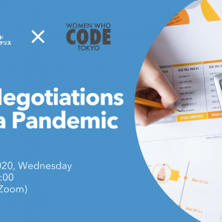 Salary Negotiations During a Pandemic with WWCode Tokyo