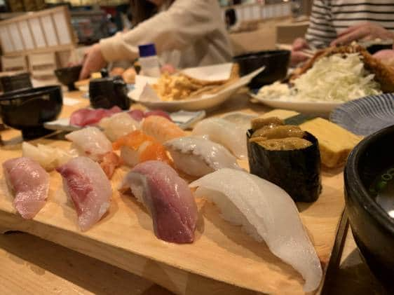 sushi restaurant in Atami