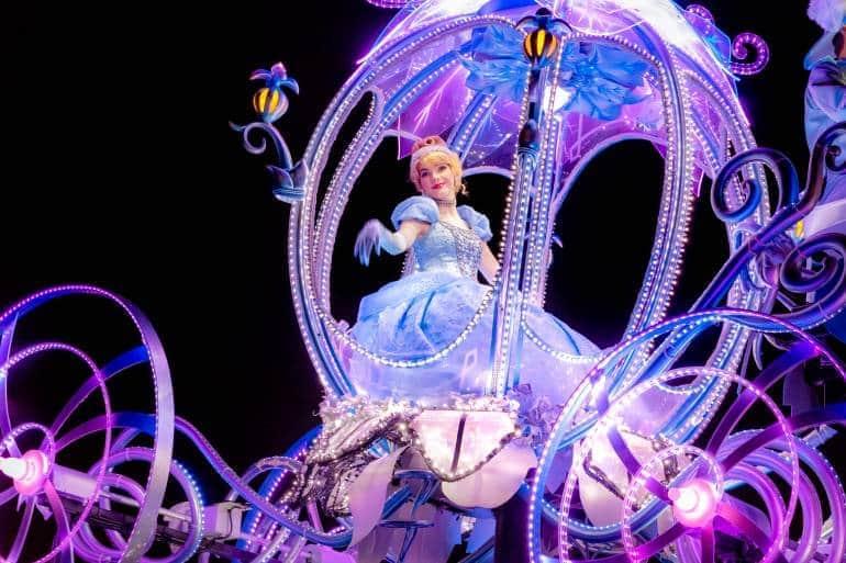 Cinderella, Tokyo Disney