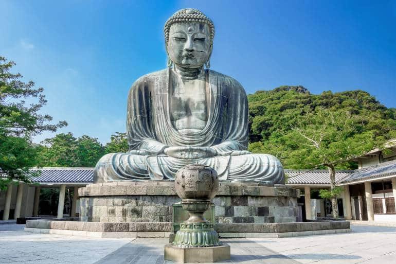Buddha at Kamakura