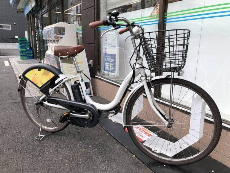 hello cycling rental bike tokyo