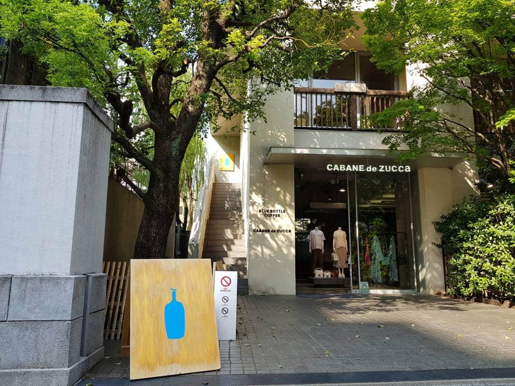 Blue Bottle Coffee Aoyama branch