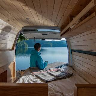 Book a Room on Wheels with DreamDrive