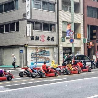 Get Tickets for Tokyo Street Go-Karting