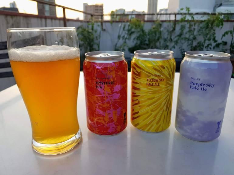 Y.market Brewing beers