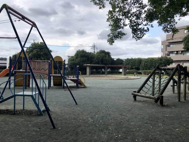 higashi tokorozawa park playground