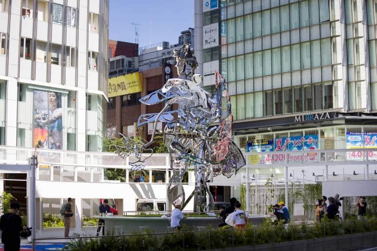 Tomokazu Matsuyama public art