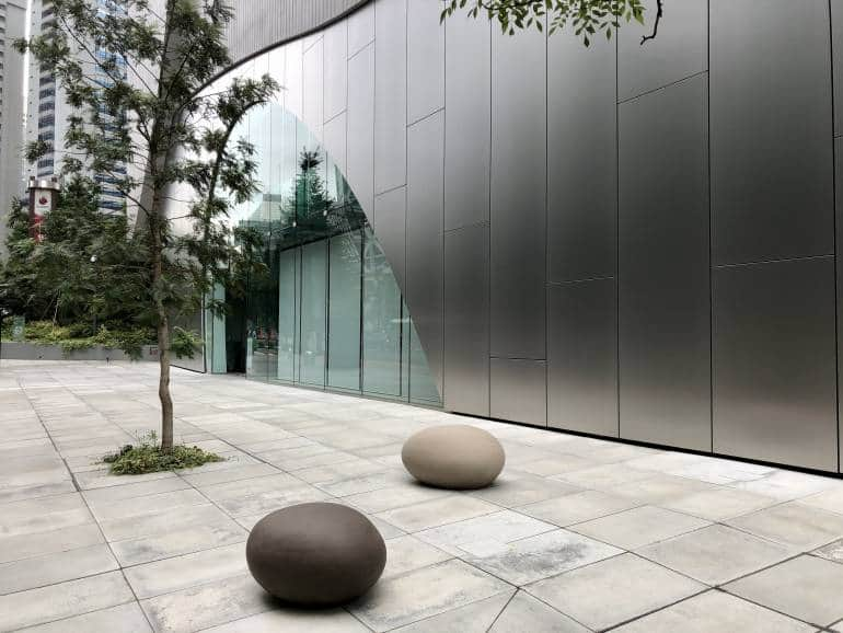 sompo museum of art tokyo exterior