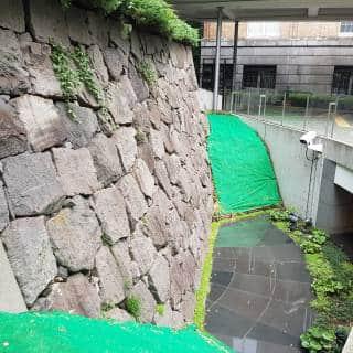 Edo Castle Outer Moat Underground Museum