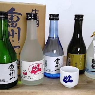 Online Sake Tasting – Yamaguchi Brewery