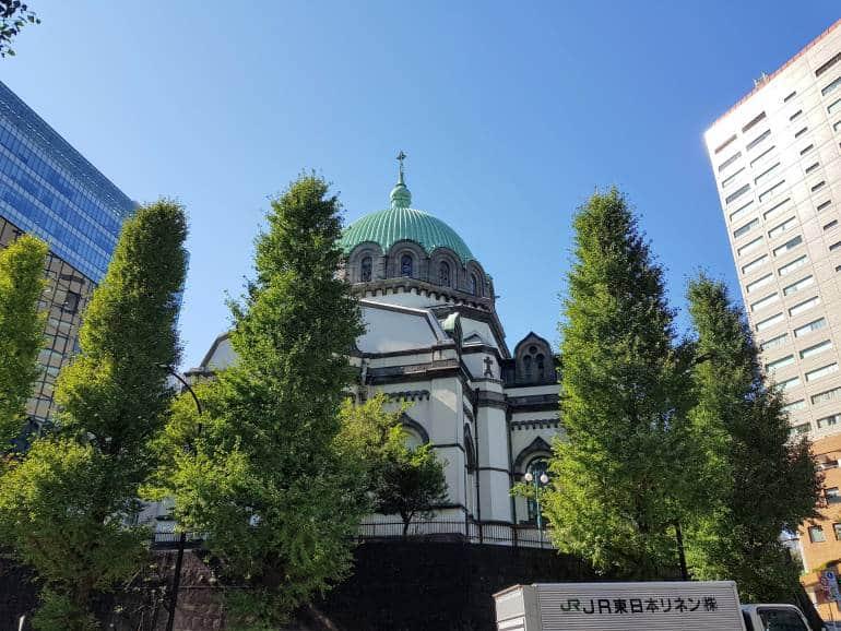 Nikolai-do Dome