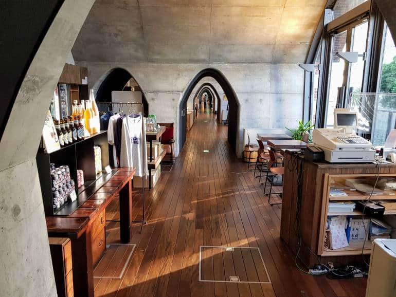 The inside of Maach Ecute