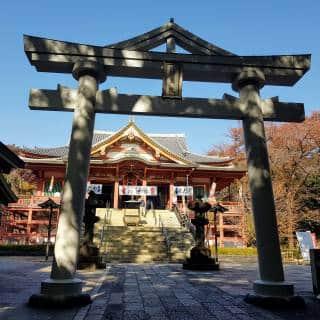 Meguro-fudōson Ryūsenji Temple