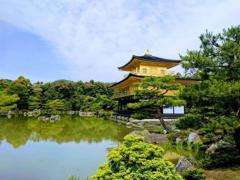 Kyoto's Golden Pavilion