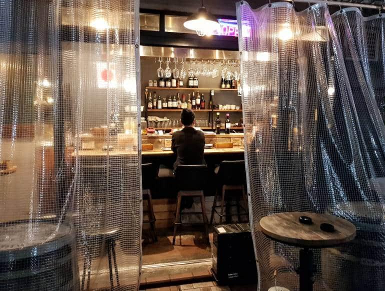 Bourbon Street Wine Bar