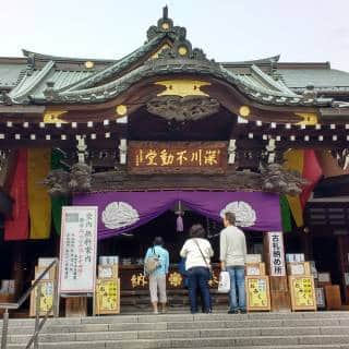 Fukagawa Fudō-dō