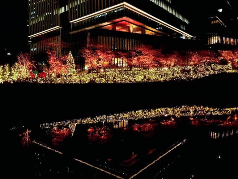 Kio Winter Lights from Benkeibashi